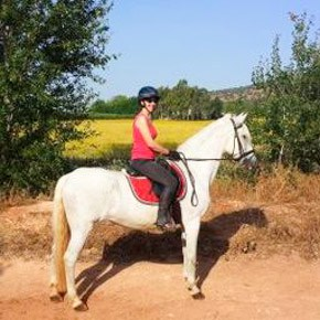 Horse Riding Holiday Spain Bella