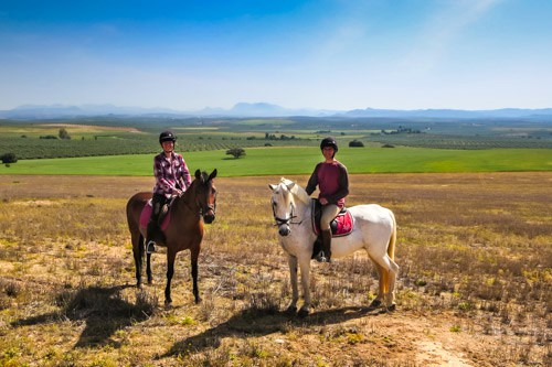 best horse riding holiday spain family, singles, groups
