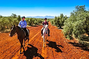 Horse-Riding-in-Spain-Itinerary