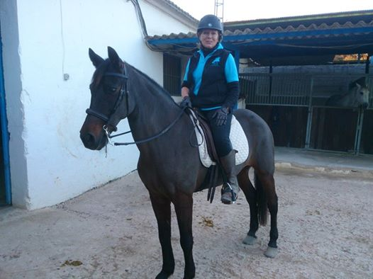 Horse-Riding-Holidays-Spain-Dressage