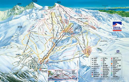 Sierra-Nevada-Spain-Skiing
